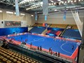 AFC partner of futsal interlocking floor/Modular Tile for Futsal court