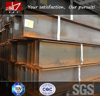 2016 Prefabricated Steel Building Wide Flange S355jr H Beam