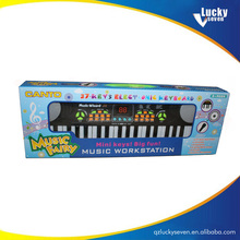 37 Keys Music Keyboard, Kids Piano Keyboard, Children Electric Keyboard