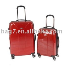 Fashionable luggage(8081C) travel house luggage trolleyluggage price