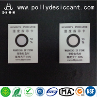 Factory Supply Humidity Indicator Sensor Card