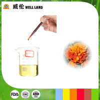 Orange yellow lotus plant leaf extract lutein baking coloring