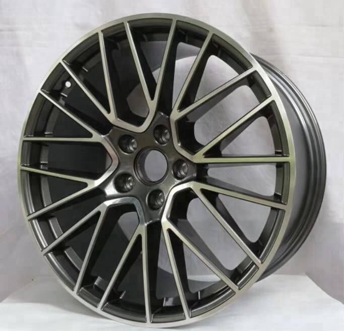 Deep dish 80mm staggered <strong>alloy</strong> wheels15inch