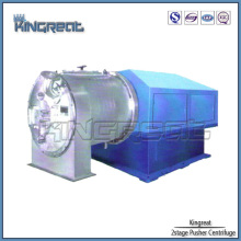 Industrial salt Factory Washing Machine with Centrifuge
