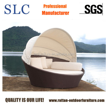 Hot Selling Outdoor Daybed (SC-B7020)