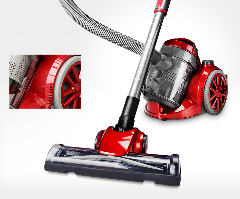 1200W bagged horizontal vacuum cleaner