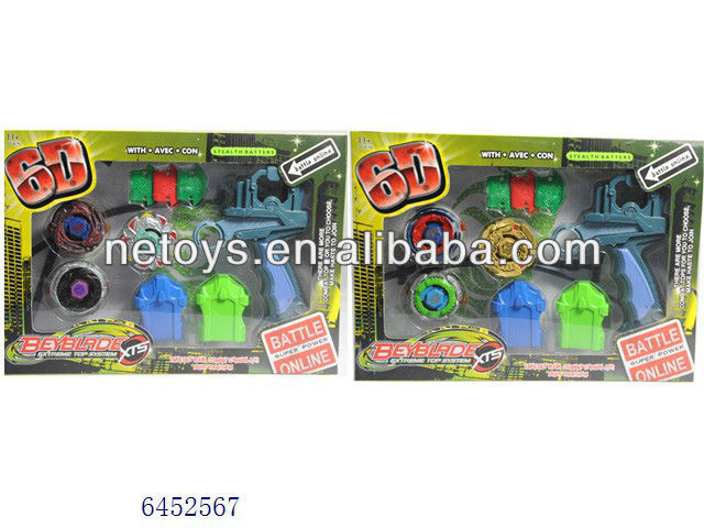 6452566 6D Beyblade super spinning top