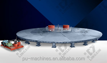 PU round production line PU product conveyor assembly line
