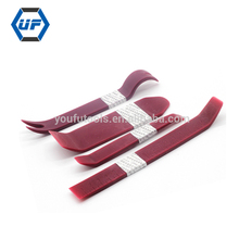 Plastic pry bar car interior trim removal tool 4PCS/SET