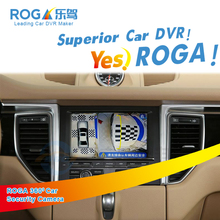 ROGA 360 degrees rotation waterproof 12V adjustable view angle car rear view reverse camera