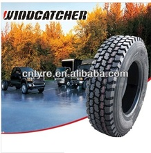 All Steel Radial Windcatcher & Rockstone Tire 315/80R22.5