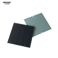 Customized Amorphous Silicon Thin Film Flexible Solar Panel in Different Shape