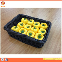 plastic basket for fruit wholesale hanging basket tree