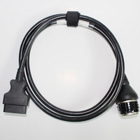 wholesale obdii 16pin car diagnostic inspection obd cable
