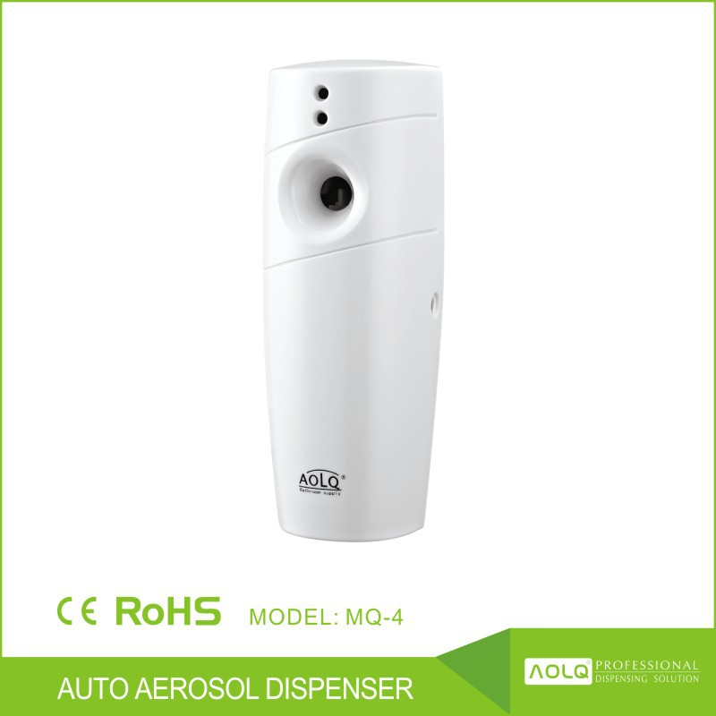 Automatic wall mounted air freshener dispenser/ air fragrance dispenser/ aerosol dispenser