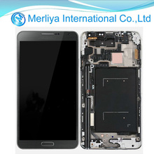 Wholesale Price LCD With Touch Screen Digitizer Assembly For Samsung Galaxy Note 3 N9000 N9002 N9005