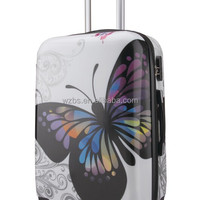 Pc Suitcase Luggage Trolley Cases Travel
