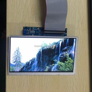 8.0 inch 1024*768 MCU high brightness touch panel lcd module