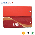 RFID jeans paper hang tag with Alien H3 chip with good performance