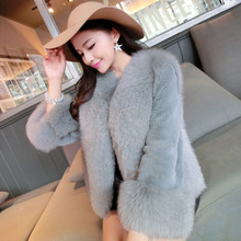 Super quality and low price slim mink fur coat with high quality fpc-220