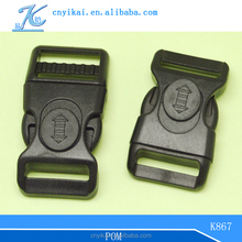 luggage strap buckles plastic buckle with safety lock plastic buckles