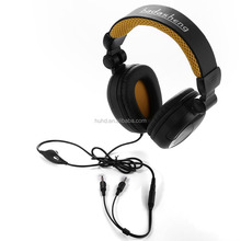Best sound quality music foldable gaming stereo headphone mic gaming Headset for PC Mac Xbox one tablet