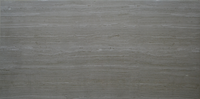 grey travertine marble look polished porcelain wall and floor tile