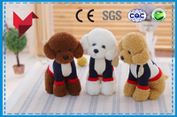 cute plush teddy bear plush puppy pokemon demale dog toys
