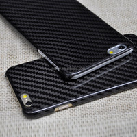 Mcase High Quality Real Carbon Fiber Phone Accessoies For iPhone 6 Case Luxury Carbon Cover