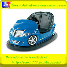 2018 newest hot attractive battery operated ride bumper car