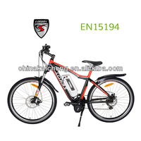 2013 Ezip new strong e-bikes 24V/36V/250W factory with CE certification
