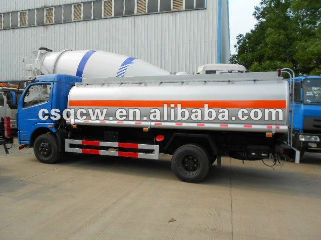 Dongfeng 8000liters diesel bowser