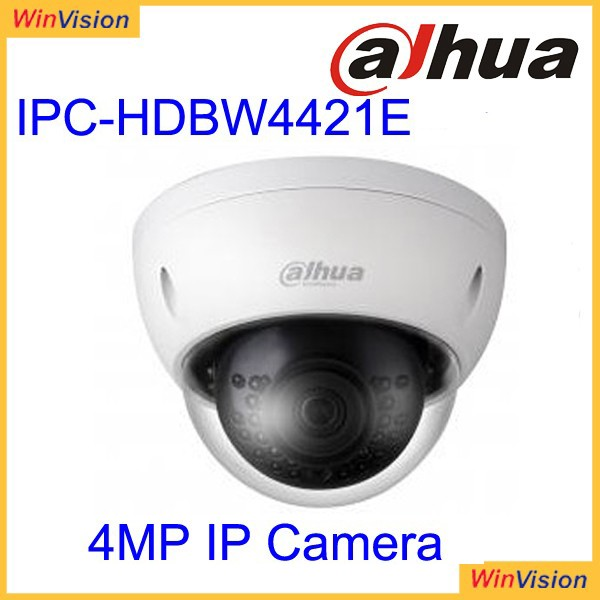 Have large stock Dahua camera 4MP CCTV Dome IPC-HDW4421EM Best Home hidden Camera System