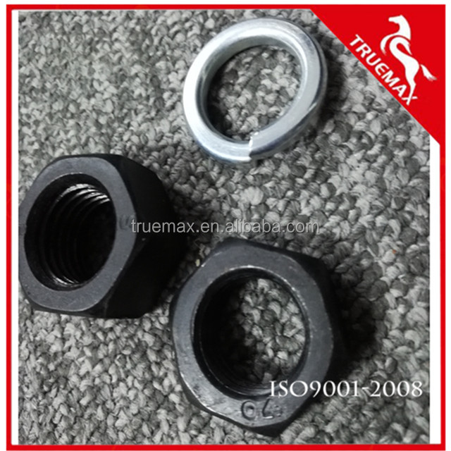 concrete mixer components sicoma wearing parts of thin nut