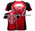 red and black rash guards