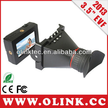 "Olink 3.5"" Electronic View Finder with Optical Loupe (EVF350)"