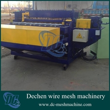 Alibaba China supplier! coil wire feeding automatic chicken layer cage mesh welded machine(OEM)
