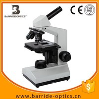 (BM-107BN-A)Hot selling Student Laboratory Monocular Biological Microscope 40-1000X