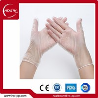 Disposable latex glove, disposable vinyl glove, disposable pe glove