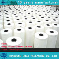 Colour Silage Wrap Agriculture Silage Wrap Film for Hay Bale Wrapping grass silage wrap film