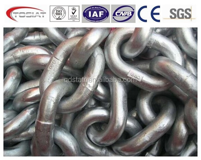 Welded iron chain/steel chain/metal chain