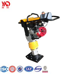 Yingchuan Tamping Rammer Hcr80 Series/Used Sand Hammer Ground Tamping