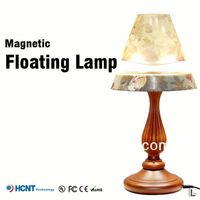 2013 New design !Magnetic floating lamp ,small oil lamps
