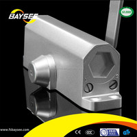S303 Hydraulic department door floor hinge light duty small Korea concealed overhead closer