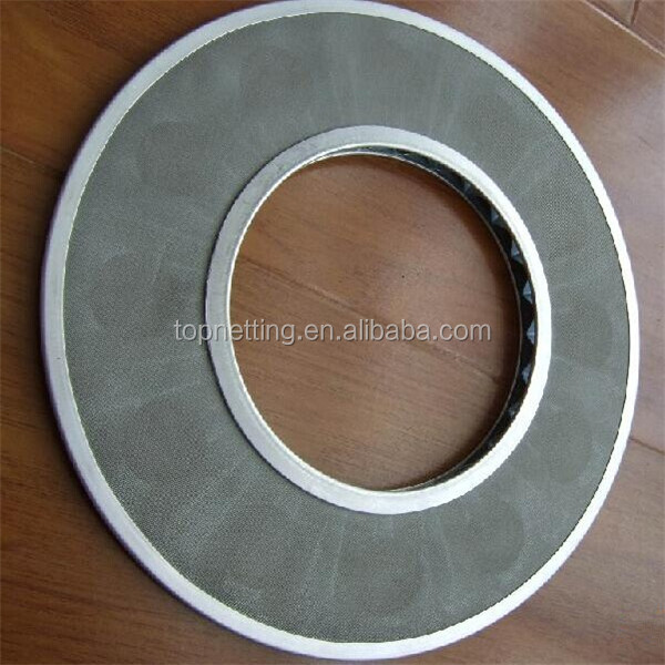 metal wire mesh disc/blank metal discs