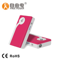 Permanent Magnet Power Bank Magnetic Rechagerble Charger Manual Magnetic Generaror Portable Hand Crank Mobile Phone Charger