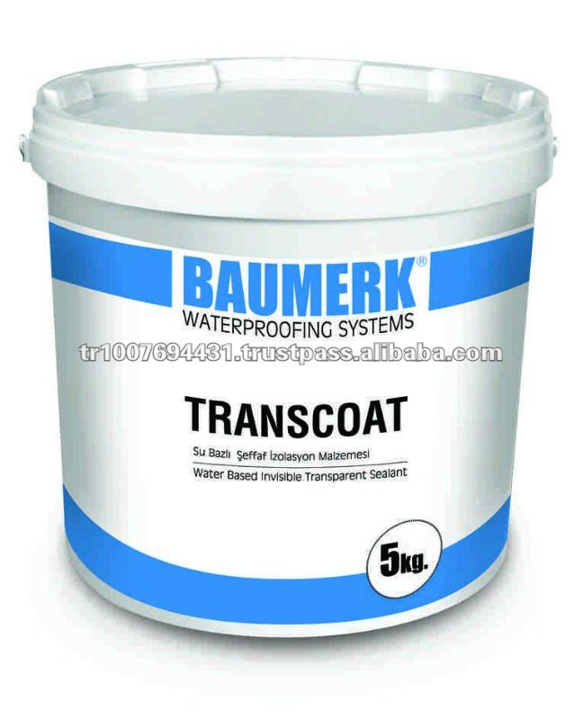Water Based Transparent Sealant for Floor and Wall High Absorbent Surface
