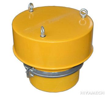 Pressure Relief Valve for Silo Top