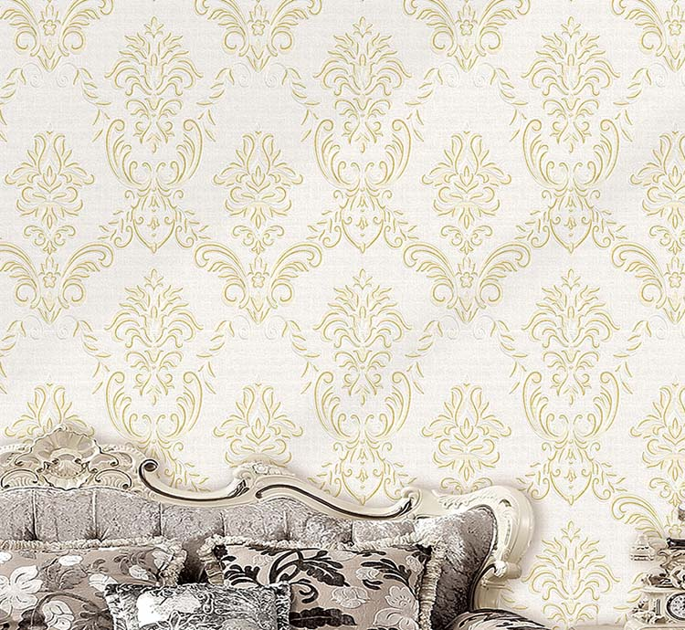 Popular Classic decorative bar kids room wallpaper for bedroom walls