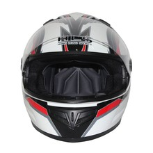 beautiful color full face helmet with good quality---ECE/DOT Certification Approved